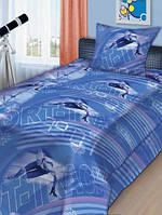 4YOU Комплект постельного белья Шорт-трек полуторный детский 252568
