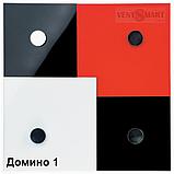 Стильный дизайнерский вентилятор ВЕНТС Домино (VENTS Domino), фото 4