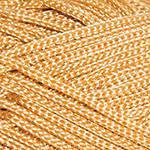 Пряжа YarnArt Macrame 155 соломенный (Ярнарт Макраме) 100% полиэстер