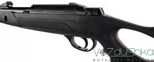 Планка пикатинни на винтовке Hatsan AirTact ED