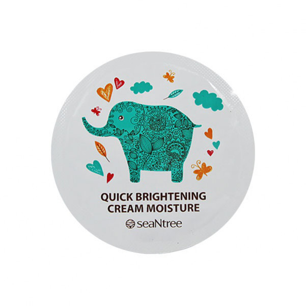Осветляющий крем SEANTREE Quick Brightening Cream