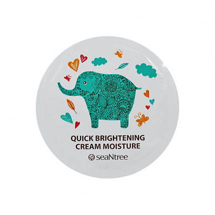 Осветляющий крем SEANTREE Quick Brightening Cream, фото 2