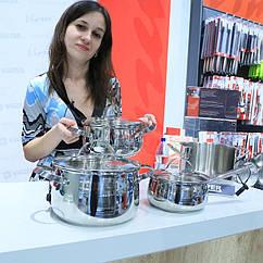 Набор посуды VINZER 89030 Culinaire