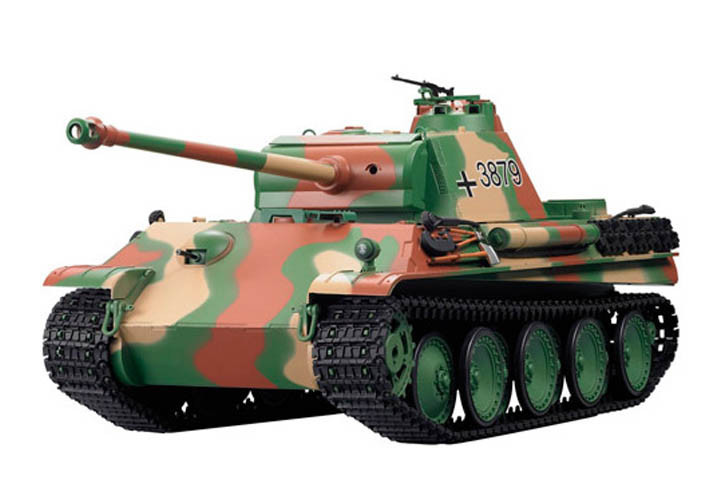 Танк Panther Type G на радиоуправлении