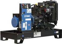 Дизельный трёхфазный генератор мощностью 33 кВА с двигателями John Deere