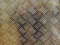 Алюминиевый профиль - лист алюминиевый «Квинтет» 1000х2000х3