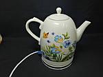 Чайник керамический Domotec MS 5056 1.7L 1500W , фото 3