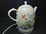 Чайник керамический Domotec MS 5056 1.7L 1500W , фото 5