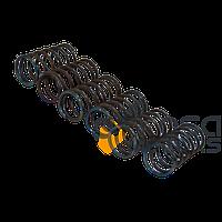 Пружины сцепления м/б   175N/195N   (7/12Hp) (6шт. комплект)