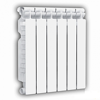 Радиаторы (батареи) алюминиевые Fondital Vision Aleternum 500х100мм