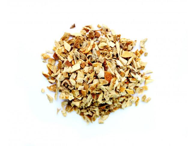 Цедра апельсина сушеная (8-12 мм) 150 г