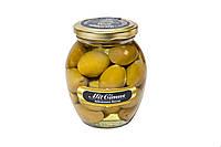 Оливки зеленые с косточкой в рассоле  0,35л