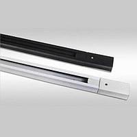 Шинопровод для трековых светильников черный 1 метр Z-LIGHT белый ZL 4004-1