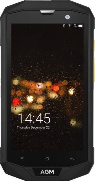 Смартфон AGM A8 SE 2/16GB Black