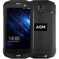 Смартфон AGM A8 3/32GB Black, фото 1
