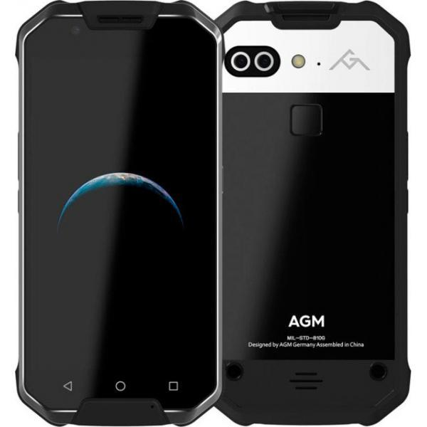 Смартфон AGM X2 6/128GB Black (Classic Version)
