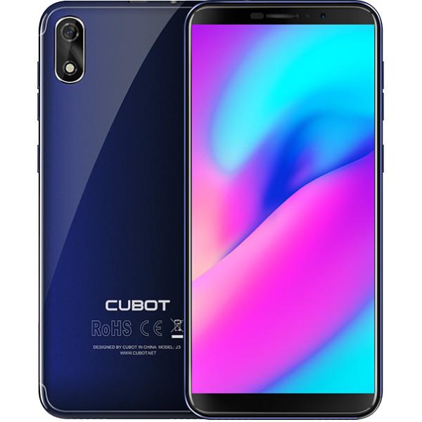 Смартфон Cubot J3 Blue