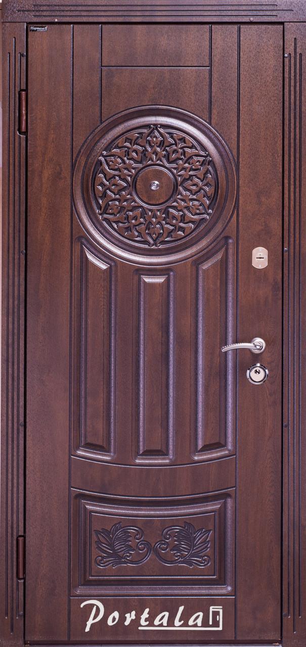 """Вхідні двері для вулиці """"Порталу"""" (Еліт Vinorit) ― модель Оскар"""