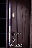 """Вхідні двері для вулиці """"Порталу"""" (Еліт Vinorit) ― модель Оскар, фото 2"""