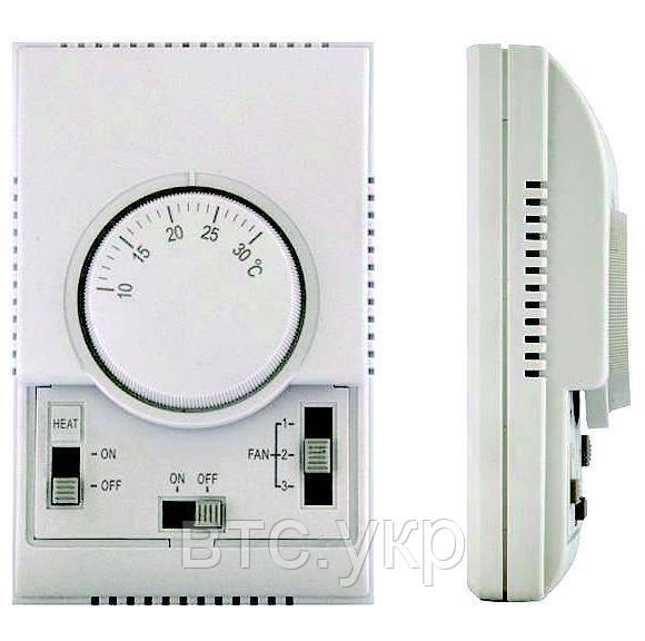 Регулятор скорости вращения вентилятора c термостатом TR110C-B