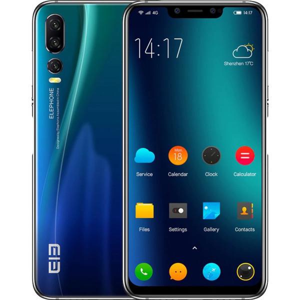 Смартфон Elephone A5 4/64GB Blue