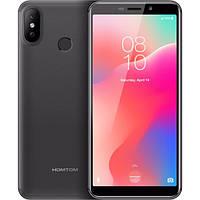 Смартфон Homtom C1 1/16GB Black