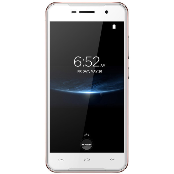 Смартфон Homtom HT37 PRO 3/32GB Rose Gold