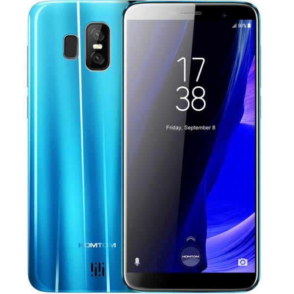 Смартфон Homtom S7 3/32GB Blue
