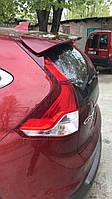 Спойлер крышки багажника Honda CRV 2013- доставка в Молдову