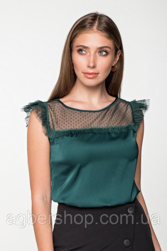 Блуза шелковая (Арт. 21125)