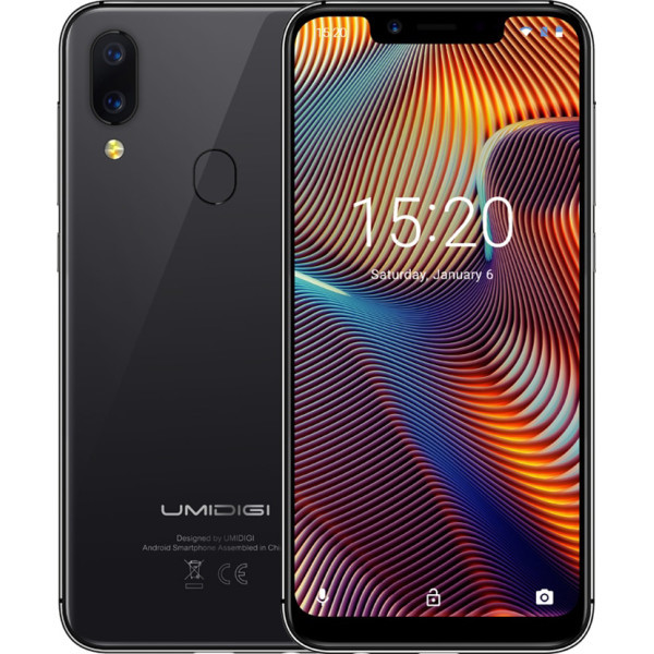 Смартфон Umidigi A3 Pro 3/32GB Black
