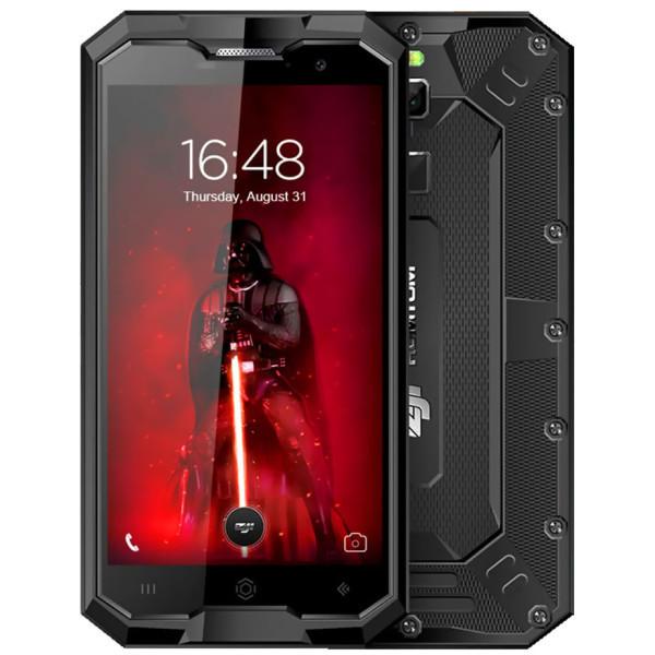 Смартфон ZOJI Homtom Z8 4/64GB Black