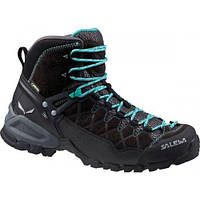 Ботинки Salewa WS ALP Trainer Mid GTX 63433/0969 Black 40 (UK 6.5) (013.001.1047)