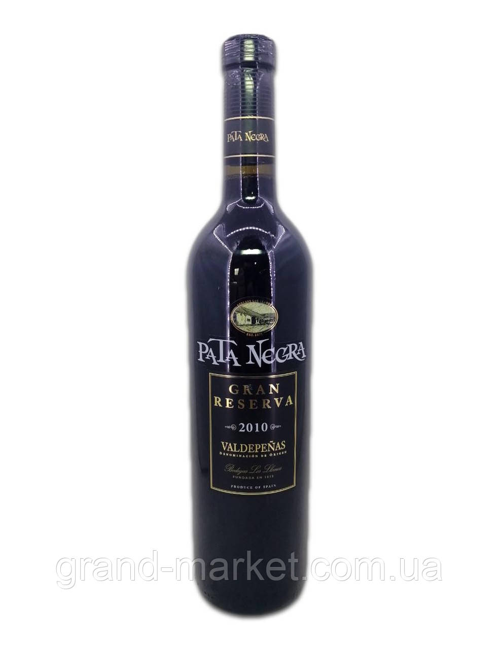 "Вино ""Pata Negra Gran Reserva 2011"" 0.75 l"