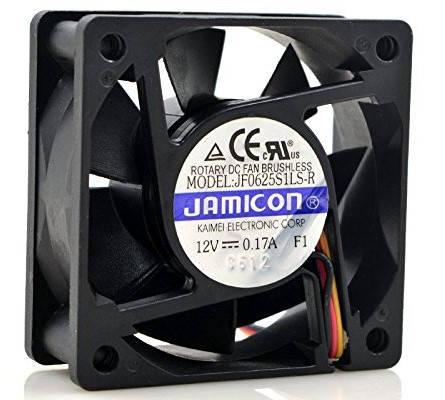 Вентилятор, кулер 60х60 для корпуса 3-pin, фото 2