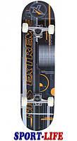 Скейтборд Nils Extreme CR3108SA Cosmos