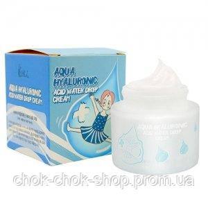 Увлажняющий крем с гиалуроновой кислотой ELIZAVECCA Aqua Hyaluronic Acid Water Drop Cream