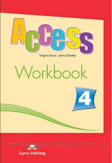 ACCESS 4 WORKBOOK INTERNATIONAL ISBN: 9781848620322