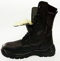 Ботинки с завышенными берцами утепленные Украина