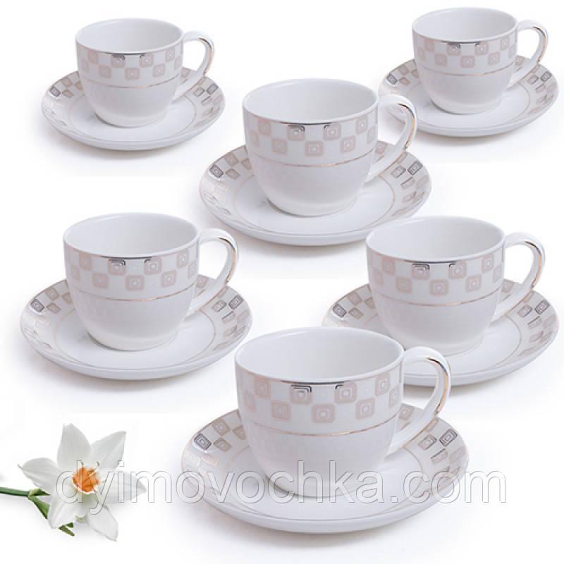 Сервиз кофейный 12 предметов HH1603098