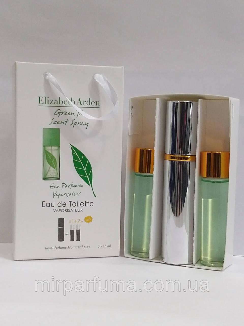 Мини духи женские оптом 45ml Elizabeth Arden green tea