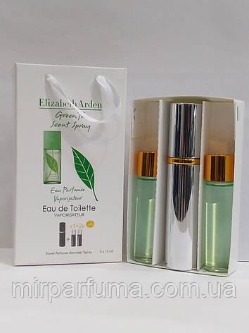 Мини духи женские оптом 45ml Elizabeth Arden green tea, фото 2
