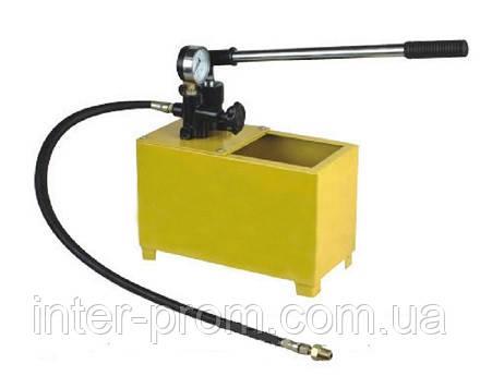 Насос опрессовочный ручной НОР-150 , фото 2