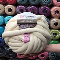 YarnArt  Marshmallow трикотажная пряжа с наполнителем ,размер XXL.