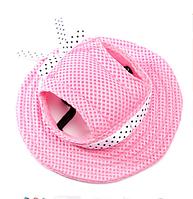 Панамка Розовая