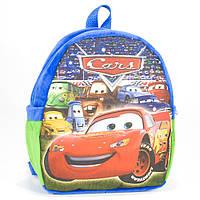 Детский рюкзак Молния Маккуин, рюкзак машинка, Lightning McQueen, Молния Маквин, Тачки