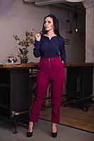 Стильные женские брюки 50, 52, 54, 56
