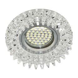 Вбудований світильник Feron CD2540 з LED підсвічуванням