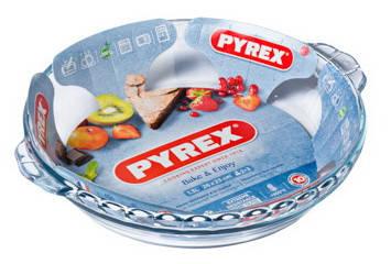 Форма для выпечки Pyrex Bake&Enjoy 26х23 см 1300 мл 198B000, фото 2