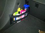 """Липучка АВТООРГАНАЙЗЕР в багажник Набор """"Мини"""" (2 малых 15см*20см), фото 5"""